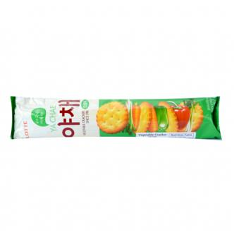 LOTTE VEGGIE CRACKERS Sugar Free Low Calories 69g