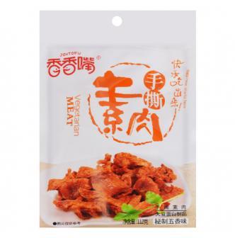 香香嘴 手撕素肉 秘制五香味 112g