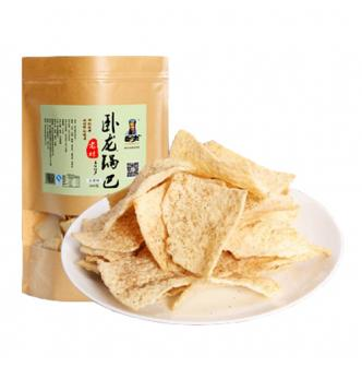 WOLONG Rice Crust Five Spices 400g