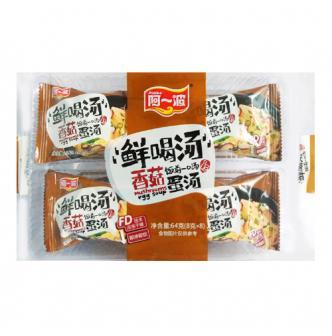 阿一波 鲜喝汤 香菇蛋汤 64g