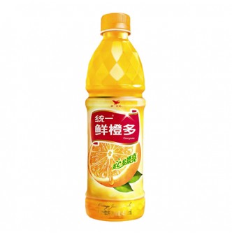 UNIF Orange Juice 450ml