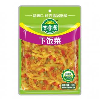 吉香居 即食小菜 下饭菜 180g