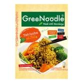 日本GREE NOODLE 有机野菜方便面 日式炒面味 75g