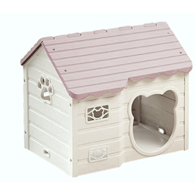 Product Detail - ALPHA DOG SERIES Pet Living House #pink - image 0