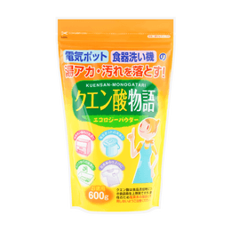 KOKUBO Citric Acid For Cleaning 600g