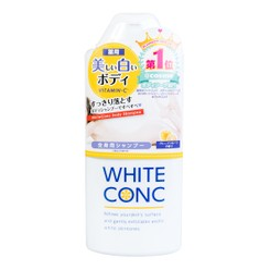 WHITE CONC Body Shampoo CII 360ml @Cosme Award No.1