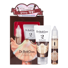 DR. BOK GOO Re-Plex Perfect Set Damaged Hair Treatment