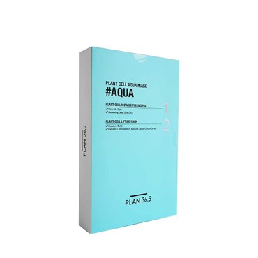 PLAN 36.5Plant Cell Aqua Mask 10pcs