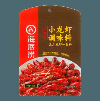 海底捞 十三种香料小龙虾调味料 220g