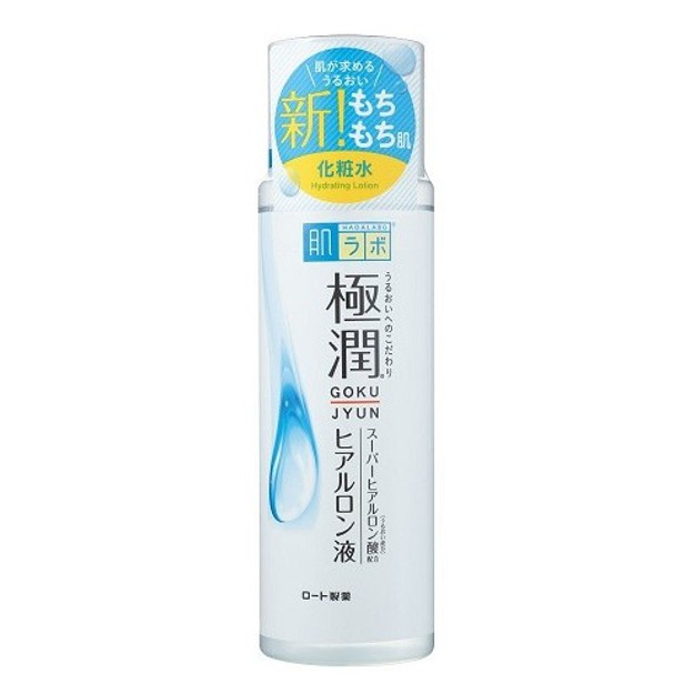 Product Detail - ROHTO Hadalabo Gokujun Hyaluronic Lotion Moist  170ml - image 0