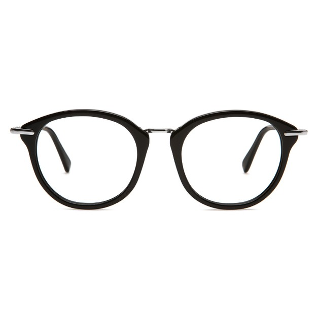 Product Detail - SPECULUM GLASSES / SP09 / BLACK + SILVER - image 0