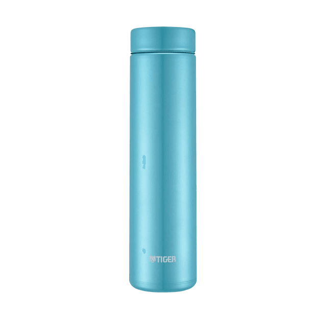 Product Detail - TIGER Stainless Steel Vacuum Insulated Thermal Bottle Mug #Aqua Blue 500ml MMZ-A501 - image 0