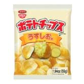 日本NISSIN日清 湖池屋 香脆薯片 盐味 55g