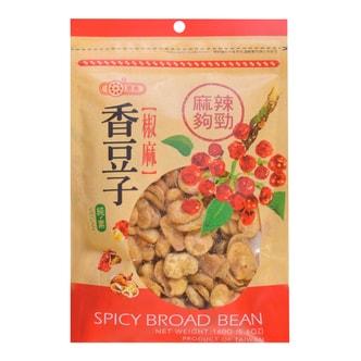 台湾惠香 香豆子 椒麻味 160g