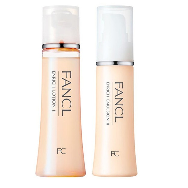 Product Detail - FANCL Collagen Series No. 2 Moisturizing Lotion 30ml And Milk 30ml - image 0