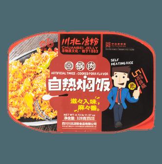 川北凉粉 自热焖饭 回锅肉味 328g