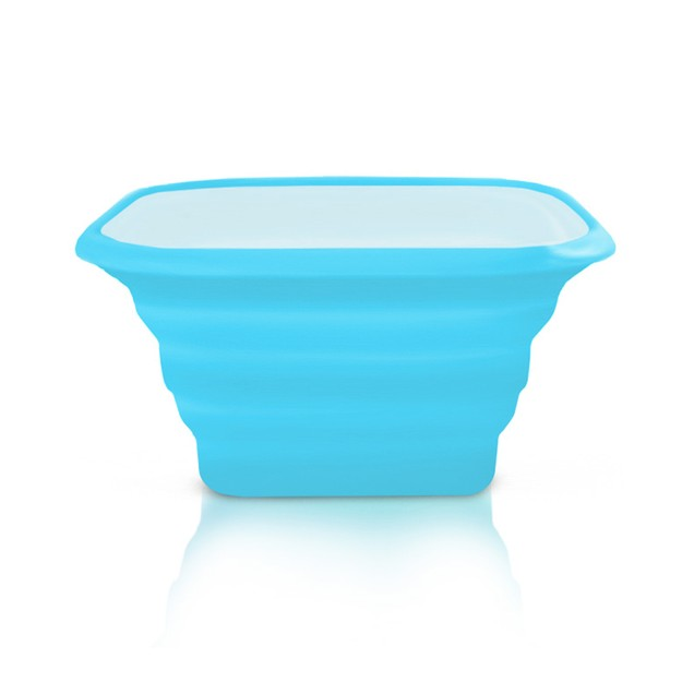 Product Detail - MORACC Pocket Bowl Silicon Container MSP-014 #Blue - image 0
