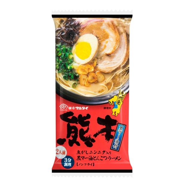 Product Detail - MARUTAI Kumamoto Instant Noodle 186g - image 0
