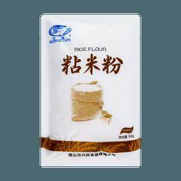 白鲨 粘米粉 500g