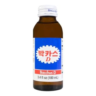 韩国 宝保佳士东亚博卡斯 BACCHUS--D 功能补充饮料 100ml