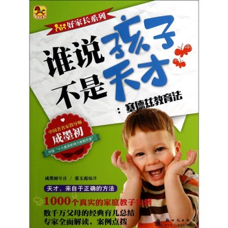 小木马童书·谁说孩子不是天才:塞德兹教育法