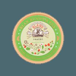 布兰兔 草莓风味茶小罐装 45g