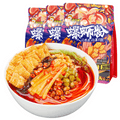 HAOHUANLUO Snail Authentic Liuzhou specialty of Guangxi 1 bucket  (Snail noodle 400g) 1PC