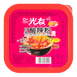 GUANGYOU Self Heating Sour Hot Flavor 230g