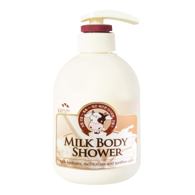 Product Detail - SOMANG Milk Body Shower 750ml - image 0