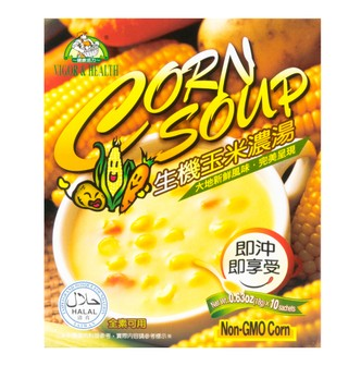 ORGANIC CHATEAU Corn Soup 10pc