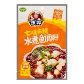 庆林 七味麻辣系列 水煮鱼调料 238g