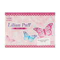 Lily Bell Lilian Puff Cotton Pads 90 Pieces 100% Cotton 90 pieces