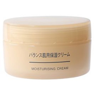 MUJI Balance Skin Care Moisturizing Cream 50g