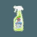 日本KAO花王 魔术灵 马桶清洁剂 强力除菌 可倒喷0死角清洁 草本香 500ml 强力清洁消臭
