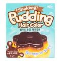 DONGSUNG PHARM EZN Shaking Pudding Hair Color 4.04 Chocolate Brown