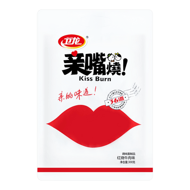 WEILONG Kiss-Burn Beef Flavored 300g
