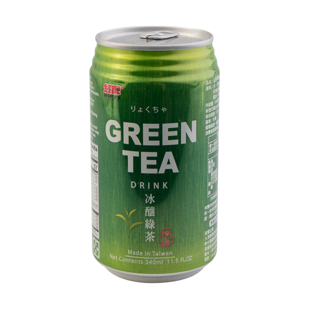 Product Detail - RICO ICE BREWED GREEN TEA 340ml - image 0