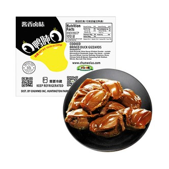纯味 甜口味 鸭肫 300g USDA认证