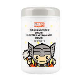 Miniso Marvel Thor Cleansing Wipes 100pcs