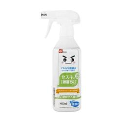 日本LEC 强力去污渍杀菌电解水除臭喷雾 400ml 不含表面活性剂