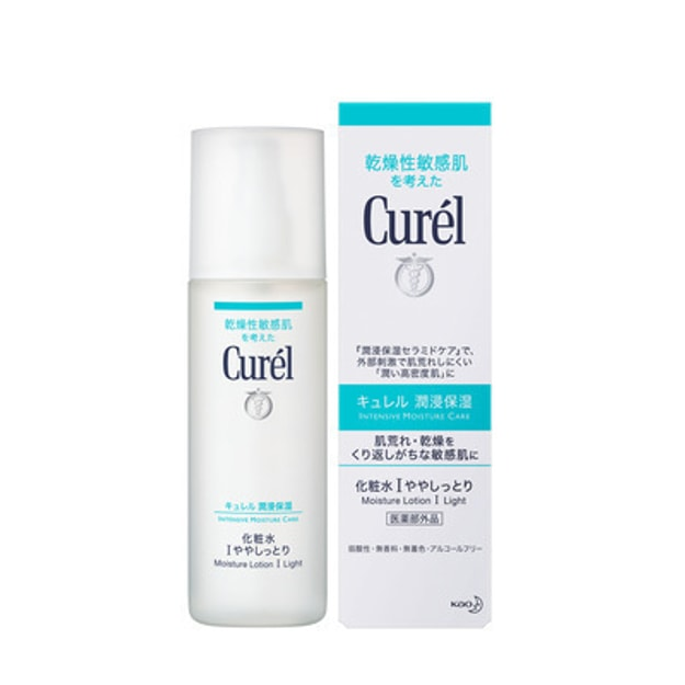 Product Detail - KAO CUREL Moisture Lotion I Light 150ml - image 0
