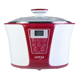 【Pre-order-Ship in 5~15 Days】SONYA Electric Ceramic Slow Cooker 3.2L SDZ-32EG