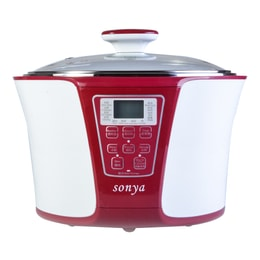 【Pre-order-Ship in 5-15 Days】SONYA Electric Ceramic Slow Cooker 3.2L SDZ-32EG