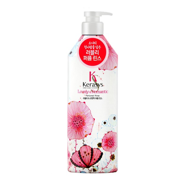 Product Detail - AEKYUNG KRASYS Lovely&Romantic Perfumed Conditioner 600ml - image 0