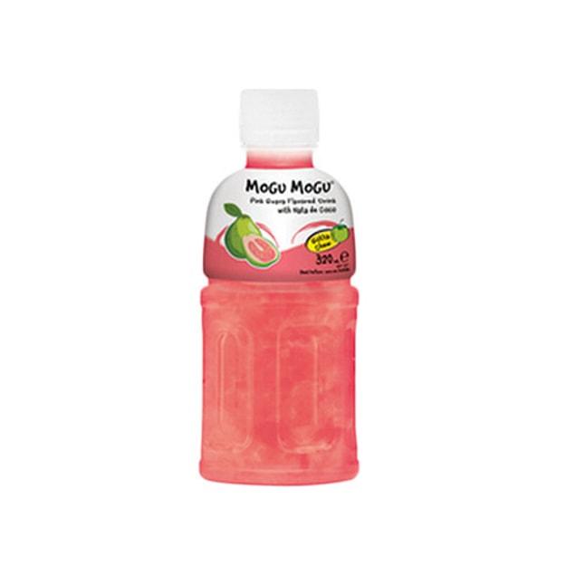 商品详情 - 泰国MOGU MOGU 果汁椰果饮料 番石榴味 320ml - image  0
