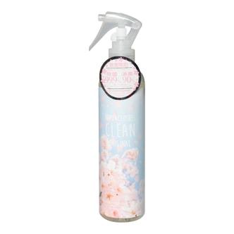日本CLEAN ORIGINAL 家居衣物强效除菌消臭喷雾 樱花香 250ml 数量限定