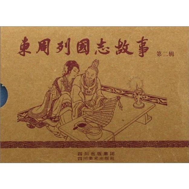 Product Detail - 东周列国志故事(第2辑套装共6册) - image 0