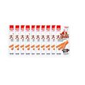 【Value Pack】Vegetarian Meat Snack BBQ Flavor 30g*10