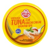 韩国OTTOGI不倒翁 金枪鱼罐头 泡菜味 150g