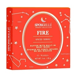 SPONGELLE Zodiac Collection Fire Spiced Neroli 85g